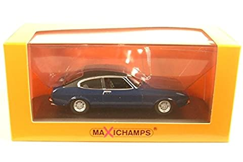 Minichamps 940081201 Ford Capri II - 1974 - dark blue (1974 Ford)