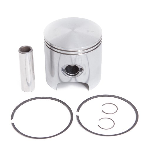 Kolben Kit Standardmaß Kennz. N für Standard Piaggio/Gilera 180 CCM Zylinder (Gilardoni)
