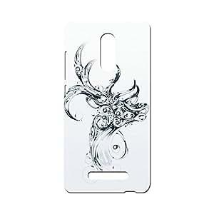 BLUEDIO Designer 3D Printed Back case cover for Xiaomi Redmi Note 3 / Redmi Note3 - G7537