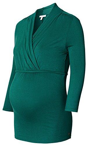 Esprit Maternity H84748, Débardeur-Maternité Femme Vert Twillight