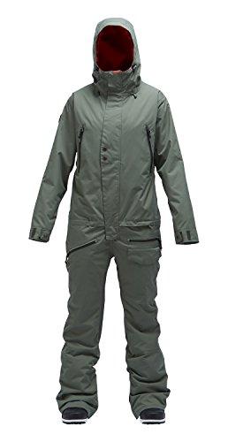 Airblaster Insulated Freedom Suit W Ski- & Snowboardanzug olive