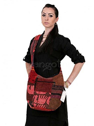 Traditional Bags Red