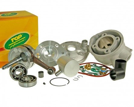 Kit cylindre TOP PERFORMANCES 86ccm - BETA RR 50 ALU AM6