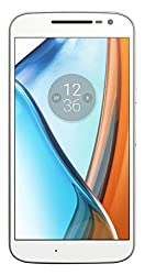 Motorola Moto G4 Smartphone (14 cm (5,5 Zoll), 16GB, Android) weiß