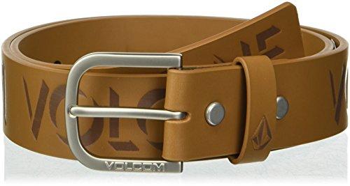 Volcom Empty Brown Belt (38 Waist = Eu 52, Brown)