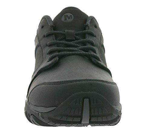 MERRELL Cascader Schuhe Herren Trekkingschuhe Wanderschuhe Schwarz J310531C Schwarz