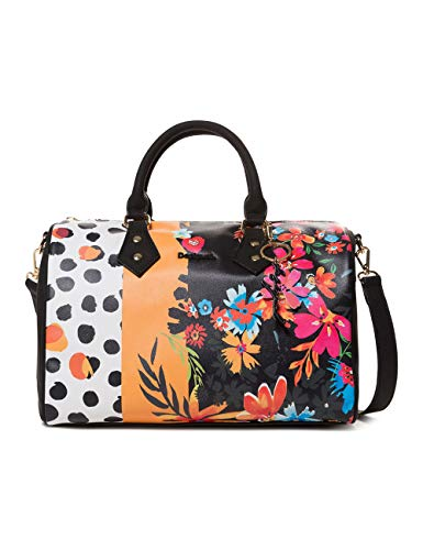 Desigual Bag Carmela Patch Bowling Women, Sacs menotte...