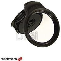 TomTom - Support De Fixation Fenêtre Original Compatible TomTom ONE V4/V5/XL/XXL/XL2 Y Compris Version IQ Routes
