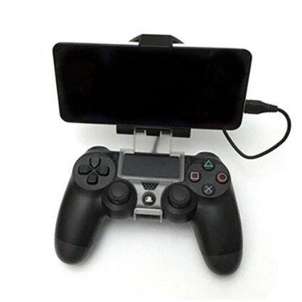 Preisvergleich Produktbild laixing Smart Phone Halterung Aufbewahrung Halterung für PS4 Controller DualShock 4