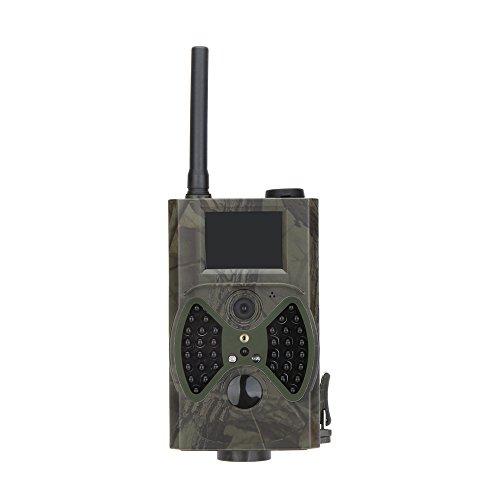 Lixada Jagd Kamera 940NM Scouting HC300M HD GPRS MMS Digitale Infrarot Trail Kamera GSM IR LED