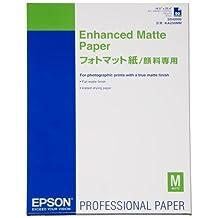 Epson Enhanced Matte Paper - Papel
