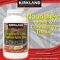 Kirkland Signature Extra Strength Glucosamine / Chondroitin 220 Tablets Coc245375