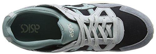 Asics Gel-Lyte V, Baskets Homme Noir (Black/Blue Surf 9046)
