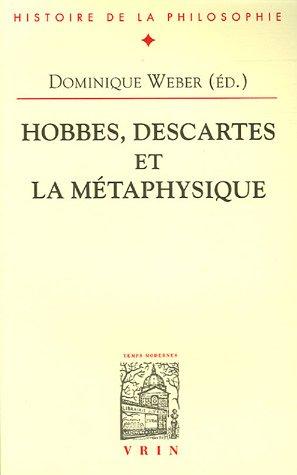 Hobbes, Descartes et la métaphysique