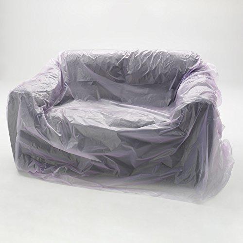 haggiy Möbelhülle - Sofahülle für Renovierung und Umzug für XXL-Garnituren (360 x 140 cm)