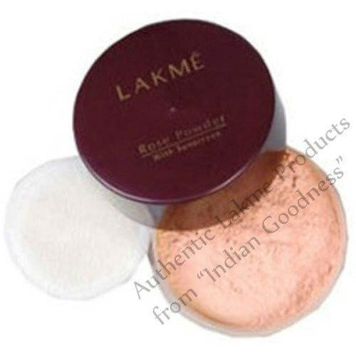 Lakme Rose Powder Compact - 40 g (Warm Pink - 02) + Free Gifts + Free Shipping - by Indian Goodness by Lakme