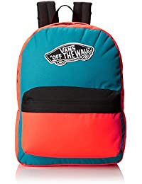 Vans Rucksack G Realm Backpack - Mochila, color azul, talla 40 x 10 x