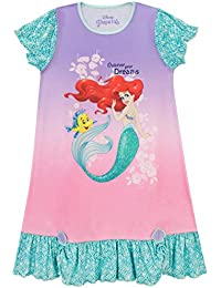 Disney Camisón para niñas The Little Mermaid