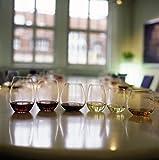 RIEDEL Rotweinglas-Set, 2-teilig, Für Rotweine wie Pinot Noir und Nebbiolo, 690 ml, Kristallglas, O Wine Tumbler, 0414/07 - 6