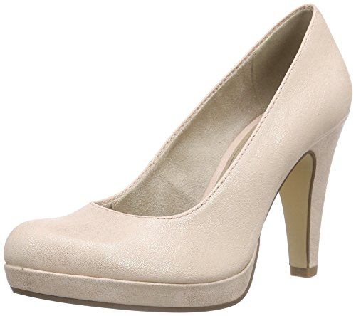 Tamaris Damen 22426 Pumps Rosa (rosa Metallizzata 952)