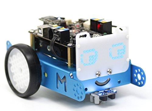 41RHFtzmNuL - Spc makeblock - Robot educativo mbot face