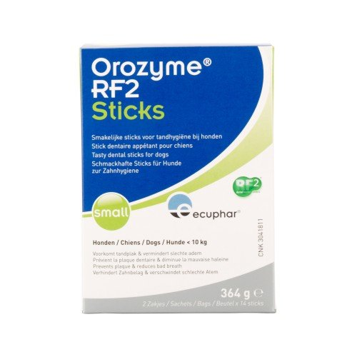 Orozyme RF2 Sticks Small (< 10 kg)