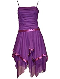 Womens New Strappy Prom Short Evening Party Dress Size 8,10 and 12