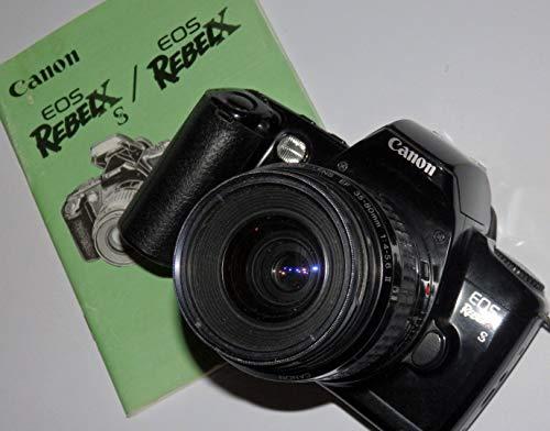 Canon EOS Rebel XS - auch als EOS 500, EOS KISS bekannt - inkl. Objektiv Zoom Lens EF 35-80 mm 1:4-5.6# Kamera löst aus - ok - by LLL (Canon Kamera Eos Rebel Xs)