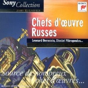 Chefs D'Oeuvre De La Musique Russe - Post-chef