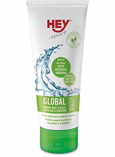 Hey Sport Global Wash- Universal Waschmittel 4in1-100 ml