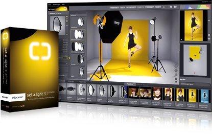 set.a.light 3D STUDIO - DVD Box Version WIN/MAC - Die Fotostudiosimulation für Fotografen - Plane dein Shooting für perfekte Lichtsetups und tolle Bildergebnisse