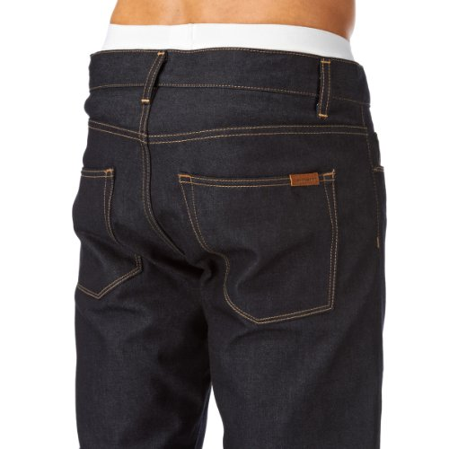 Carhartt Vicious Pant Blue Sand Washed Blue Rigid