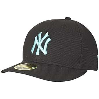 be0347756f791 New Era 59Fifty LOW PROFILE Cap - New York Yankees black  Amazon.co ...