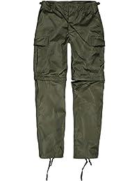 Zip Off BDU Feldhose mit per Reißverschluss abtrennbaren Hosenbeinen
