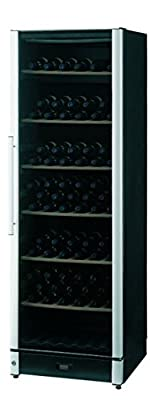 Vestfrost FZ365W-BLACK Dual Zone Wine Cooler, 368 L from Vestfrost