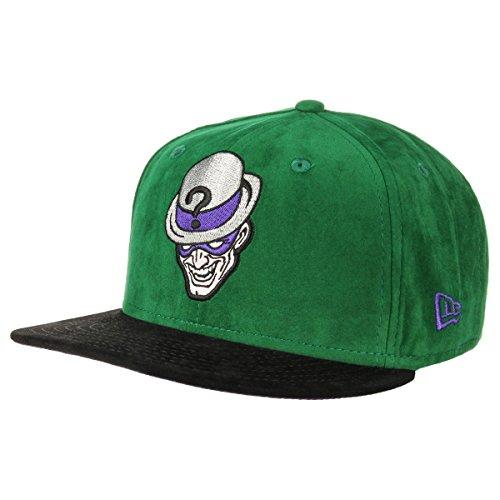 f285f85db12 DC Comics Purple   Black The Joker Villains Pack New Era 59Fifty Fitted  Baseball Cap