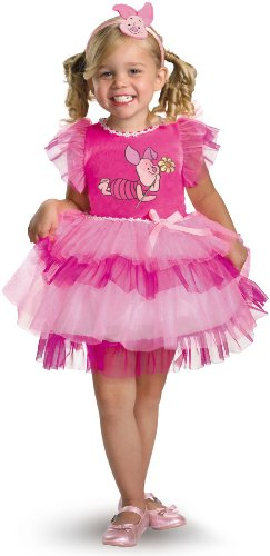 Frilly Piglet Costume - Medium (3T-4T)