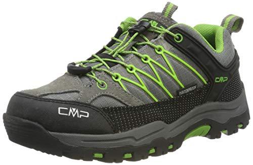 CMP Unisex-Erwachsene Rigel Low Trekking- & Wanderhalbschuhe, Grau (Tortora-Edera 16pc), 36 EU