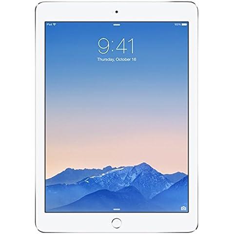 Apple iPad Air 2 64GB Plata - Tablet (Tableta de tamaño completo, IEEE 802.11ac, iOS, Pizarra, iOS, Plata) (importado)