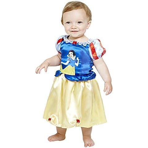 Princesas Disney - Disfraz Blancanieves, multicolor, 18-24 meses (Travis Deigns DCPRSWG18)