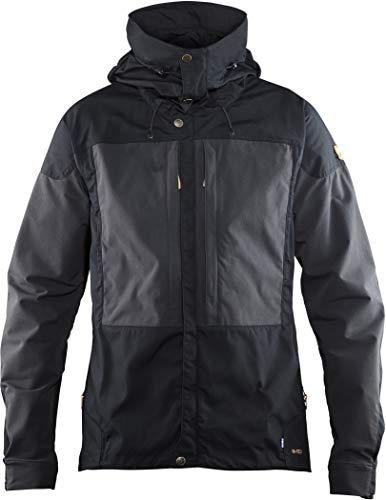 FjallRaven Veste Casual Keb Jacket M Black XX-Large