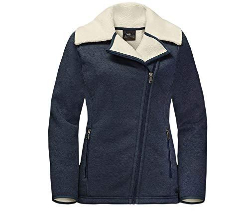 Jack Wolfskin Terra Nova Jacket Women Größe XXL Night Blue