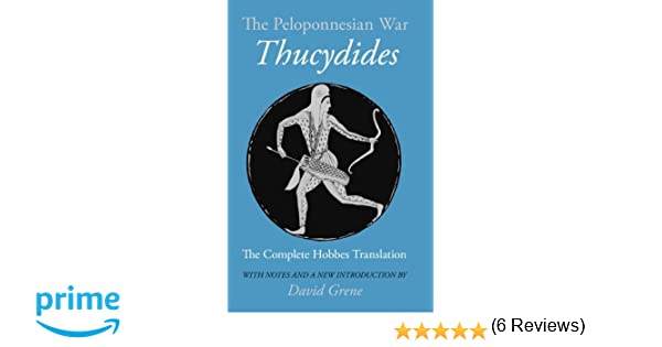 the peloponnesian war amazon co uk thucydides books