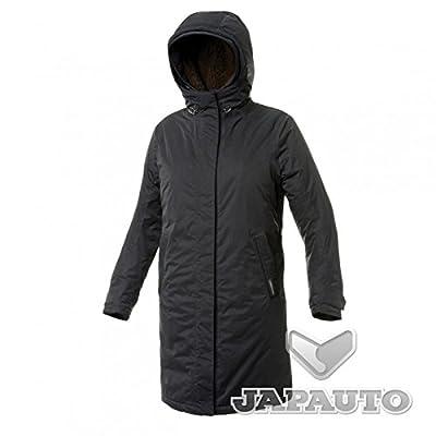 TUCANO URBANO Modette Lady - Parka Textile Moto pour Femme en Noir.