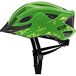 Casco Btt Abus 2016 S-Cension Diamond Verde (M/L 58-62Cm , Verde)