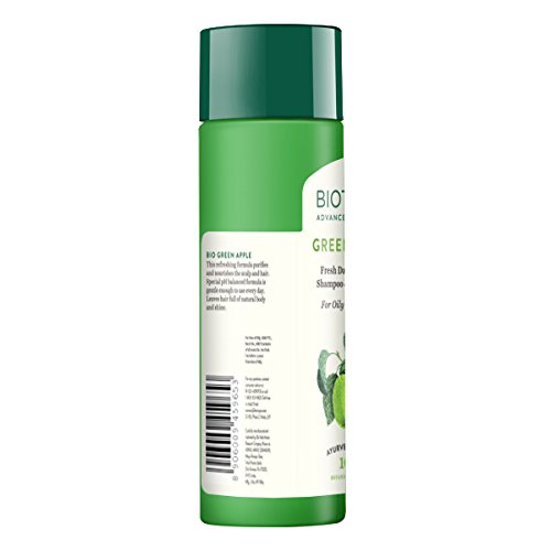 Zoom IMG-2 biotique green apple fresh daily