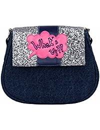 The Love Hook Women's Sling Bag (Blue)