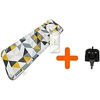 HANMIHOMECARE Tragbare elektrische Thermomatte Taschenbett Matratze Kompakte Größe 110 V ~ 220 V Korea mit fixiertem... preisvergleich bei billige-tabletten.eu