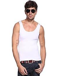 Surepromise Gaine Debardeur Slim Ventre Plat Fitness L-XL Homme