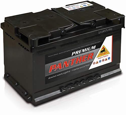 Batteria per auto Premium 12 V 80 Ah.